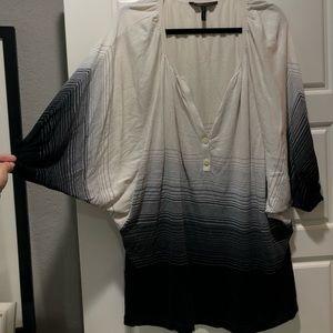 BCBGMAXAZRIA sweater tunic